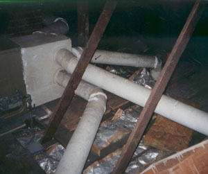 heater repair furnace repair central gas furnace repair. Air conditioning repair. Asbestos air ducts