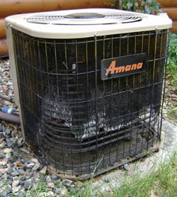 heater repair furnace repair central gas furnace repair. Freon leaks are common in the outdoor air conditiioner